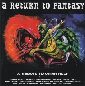 a return to fantasy cover