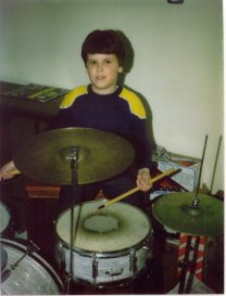 rob mount drummer
