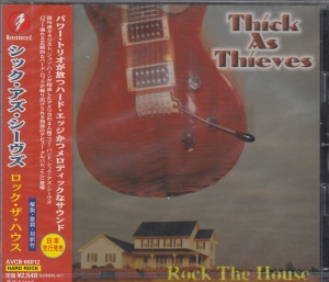 thick as thieves rock the house cover